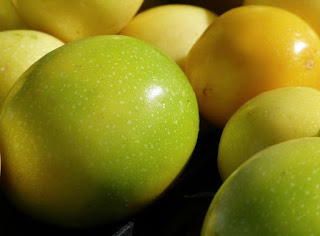 Yellow passion fruit is one of Kenya Africa top three export fruit crops