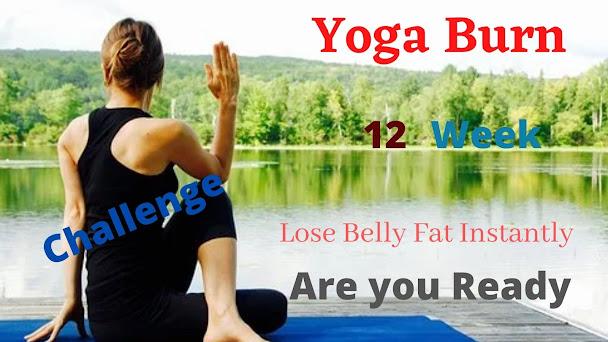 yoga for burn fat