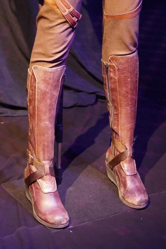 Avengers Endgame Nebula costume boots