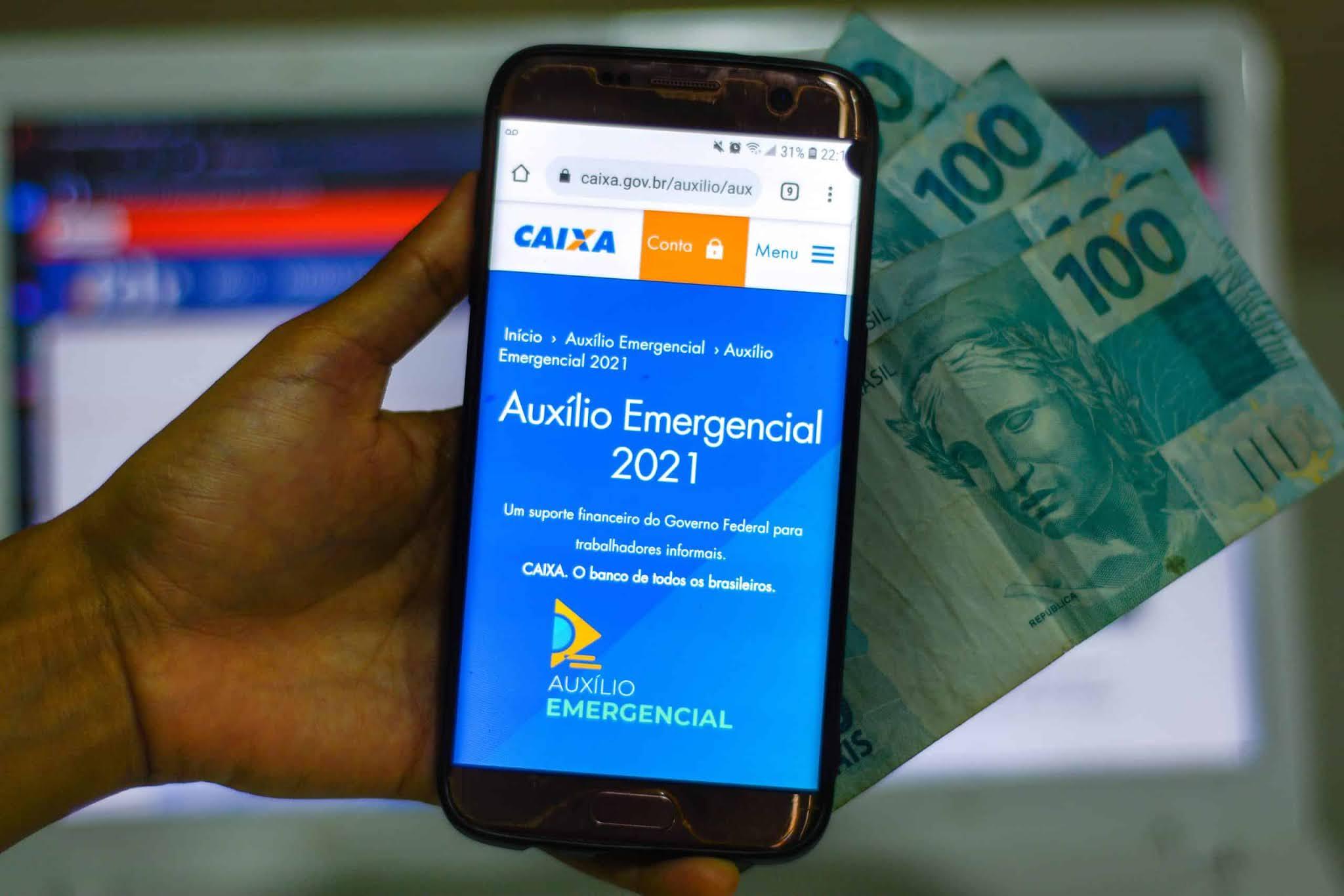 Governo Federal prorroga por mais três meses pagamento do auxílio emergencial 2021