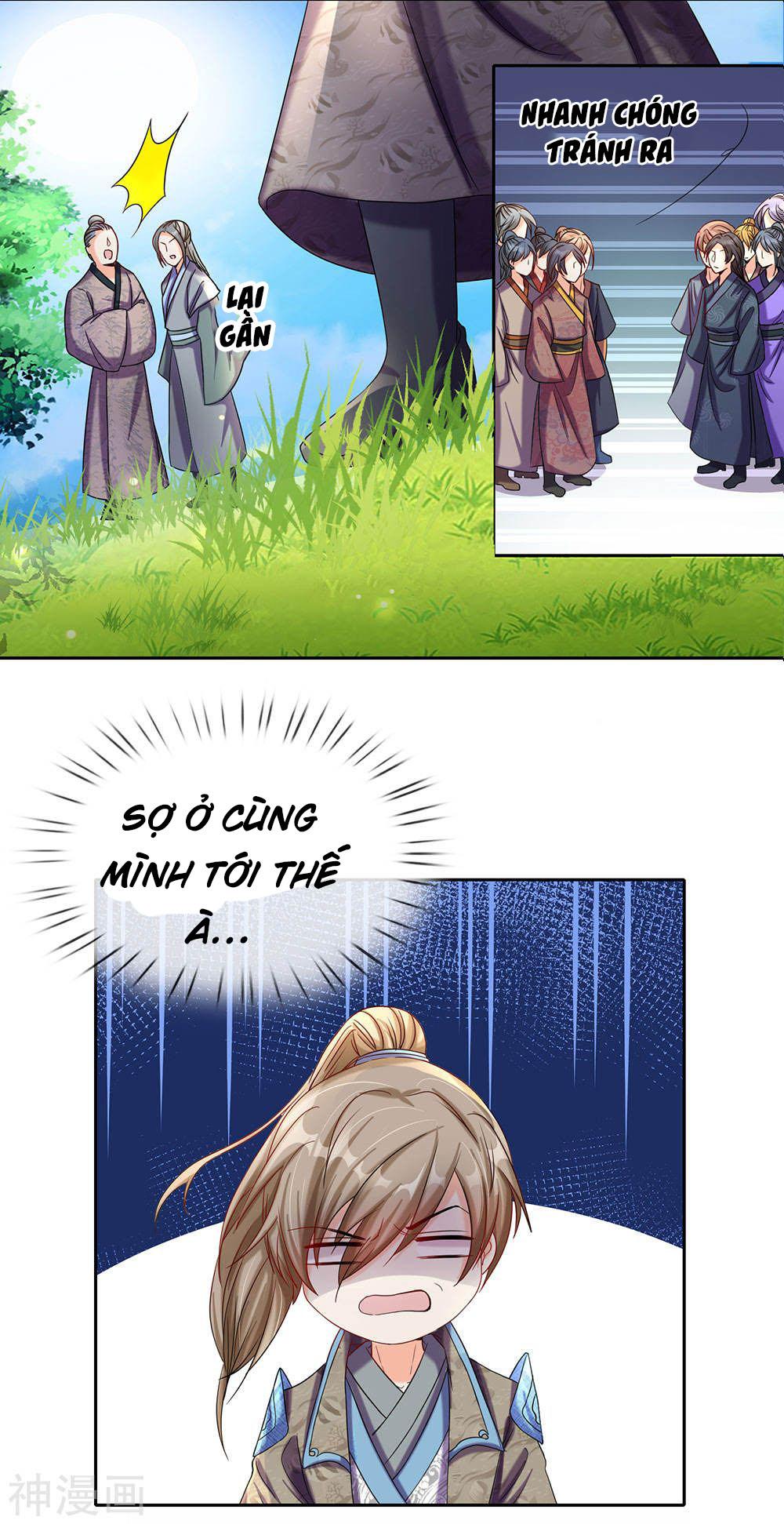 Nghịch Thiên Kiếm Thần Chapter 74 - Truyenmoi.xyz