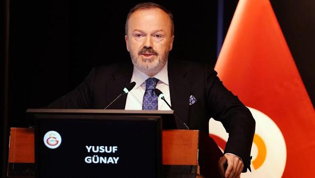 Yusuf Günay: Kemerburgaz'dan vazgeçmemiz söz konusu değil..