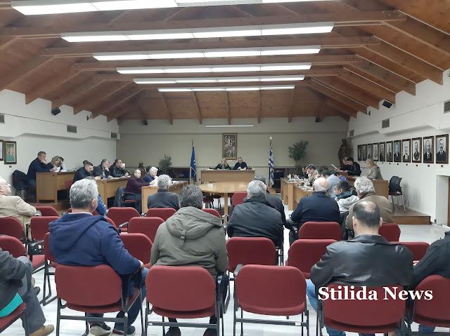 Στυλίδα: Επεισοδιακή συνεδρίαση του Δημοτικού Συμβουλίου Στυλίδας