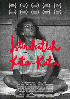 Download Film Istirahatlah Kata-Kata (2017) WEB-DL