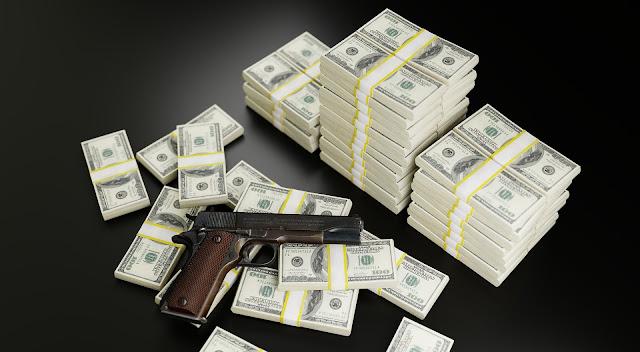 Corrupção ativa, lavagem de dinheiro