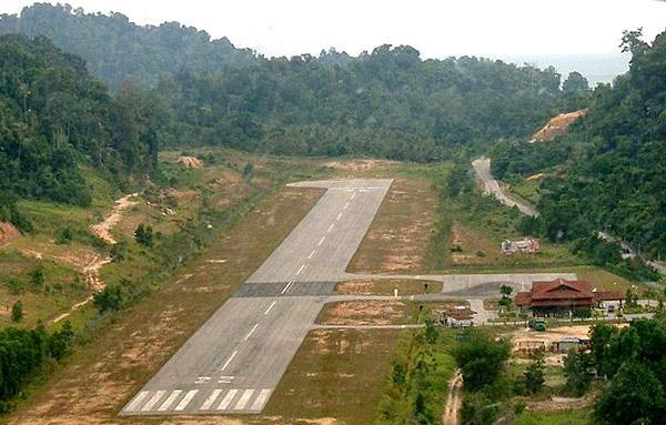 Airport Runway Pangkor