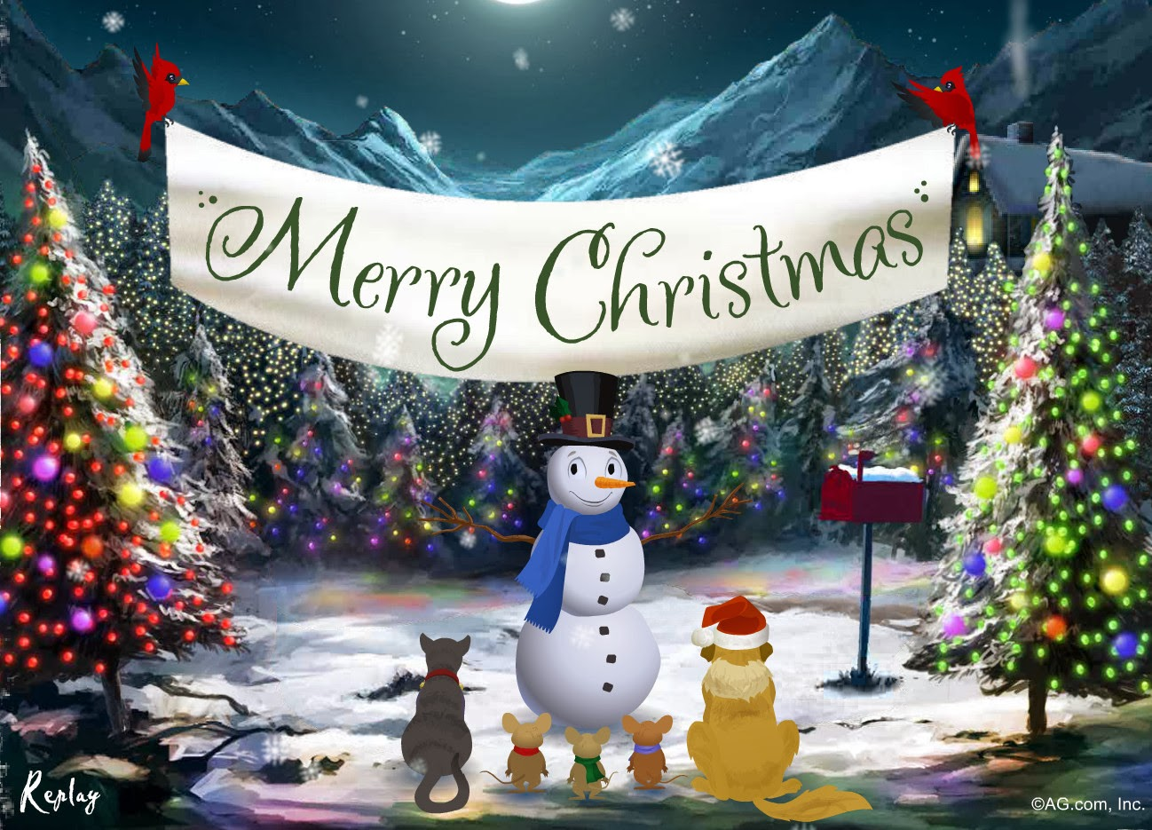 Postal navideña animada, Christma interactivo, vuelta al mundo de asun y ricardo, ak.imgag.com, mundoporlibre.com, round the world, información viajes
