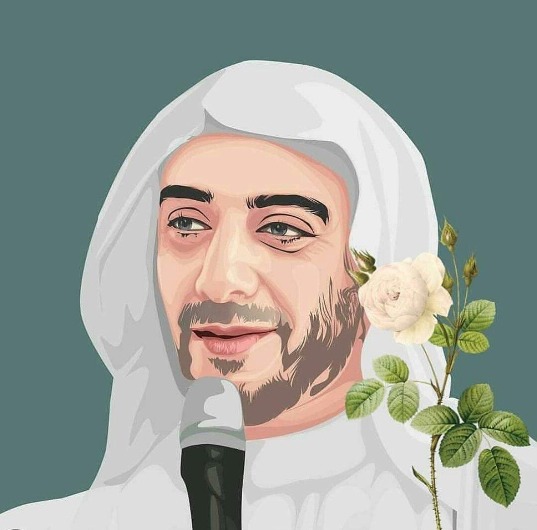 Jenazah Syekh Ali dalam Keadaan Bersih dan Tersenyum