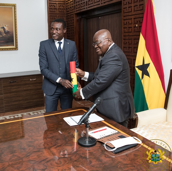 """""""Kissi Agyebeng Has Capacity, Experience & Intellect To Succeed As Special Prosecutor"""" – President Akufo-Addo"""