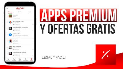 Recibe Apps de Pago Gratis y Descuentos de la Play Store
