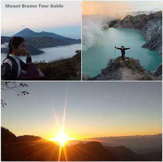 Yogyakarta, Mount Bromo, Ijen Crater Tour drop off Bali