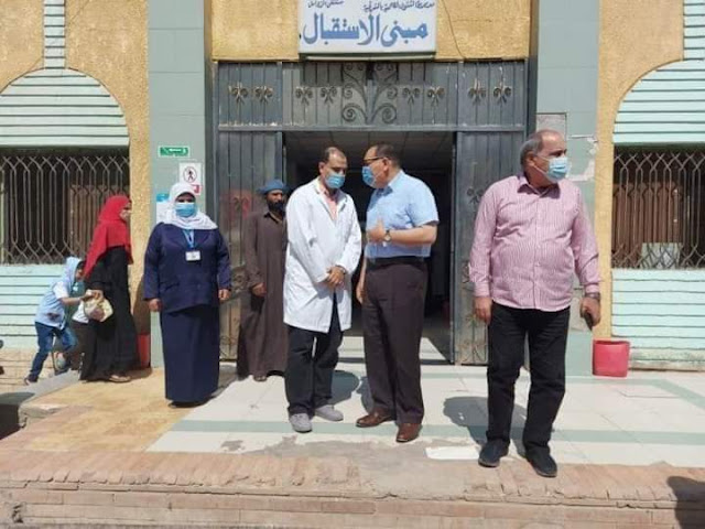 محافظ الشرقية يُفاجئ مستشفى الزوامل المركزي ويُحيل 72 طبيب وممرض وإداري للتحقيق لتغيبهم عن العمل