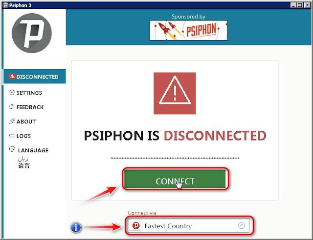 cara membuka website internet positif dengan aplikasi anti internet positif pc