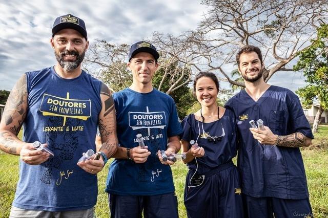 Doutores Sem Fronteiras salvam a vida de pacientes após queda de árvores