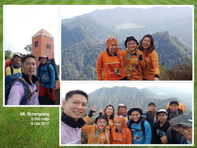 Burangrang Mountain
