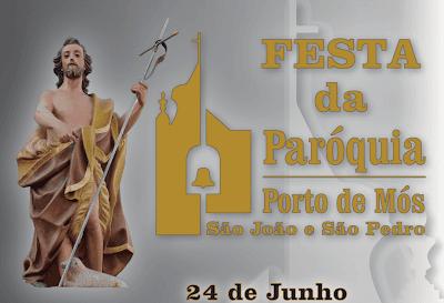 Festa da Paróquia de Porto de Mós