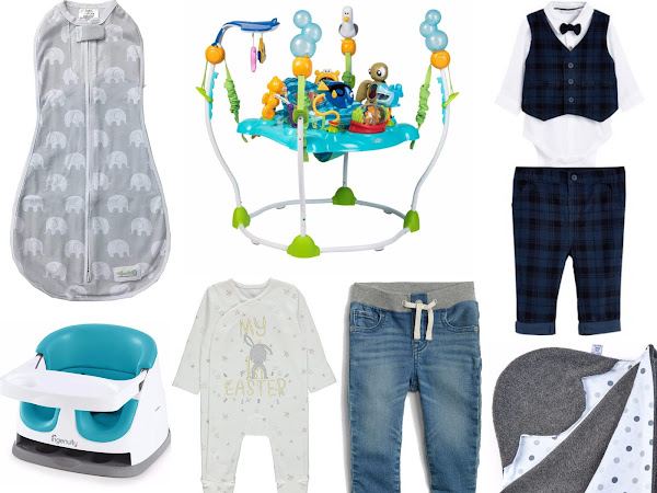 Baby Wishlist | Sleep, Play & Special Occasions