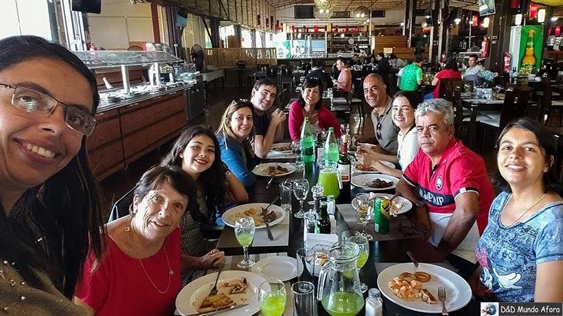 Grupo da Destino Chile no Valle Casablanca