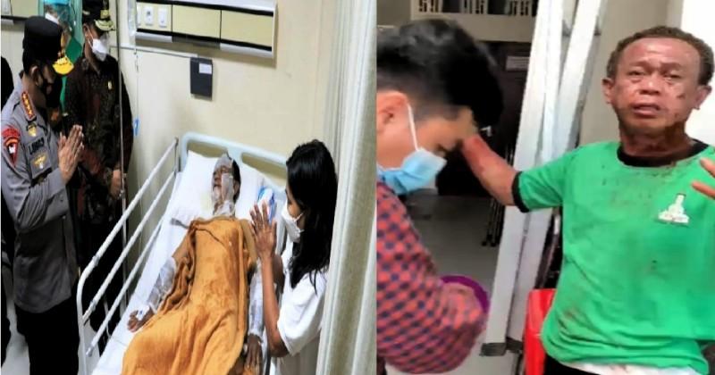 Puji Tuhan, Kondisi Kosmas Sudah Mulai Membaik Pasca Bom Makassar