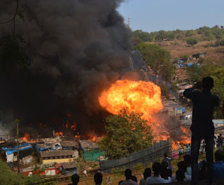 ممبئی کے دومبی ویلی علاقہ میں کمیکل فیکٹری میں دھماکہ' تین افراد ہلاک