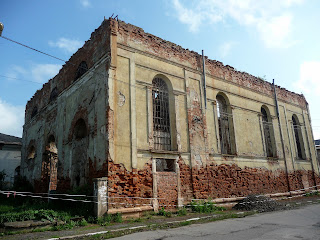Стрый. Синагога 1817 г.