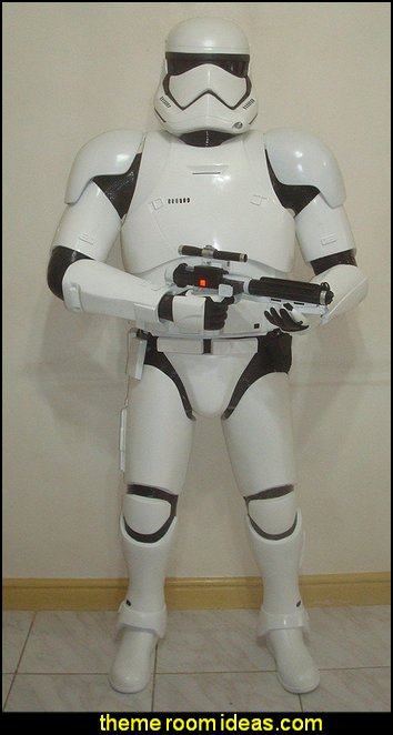 New Stormtrooper Armor Mannequin Star Wars Display Prop