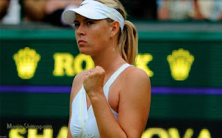 La Russe Maria Sharapova, numéro 2 mondiale du tennis - Photo © Chess & Strategy