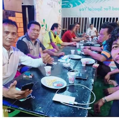 orum Komunikasi KSB Organisasi dan Lembaga Kabupaten Muara Enim Gelar Acara Silaturahmi Hingga Diskusi