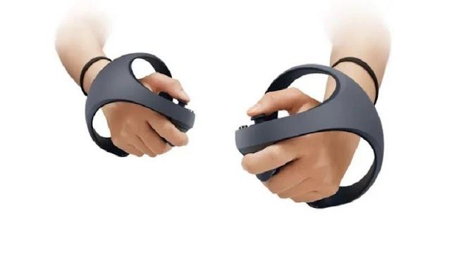 Sony Announces Next Gen PSVR Controller