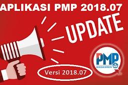 Rilis Updater Aplikasi PMP 2018.07 Terbaru