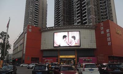 Lắp đặt thi công màn hình led p5 outdoor ngoài trời tại Khánh Hòa