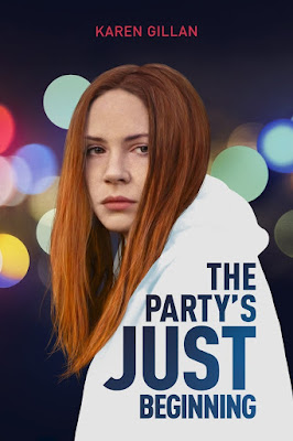 The Party's Just Beginning Poster