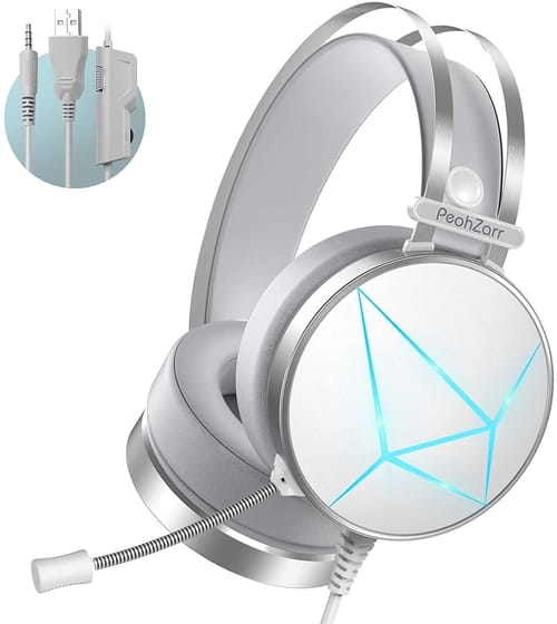 Review PeohZarr Xbox OnePS4 Gaming Headset
