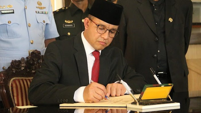 Arief Poyuono Prediksi NasDem dan Gerindra Bakal Usung Anies di Pilpres 2024