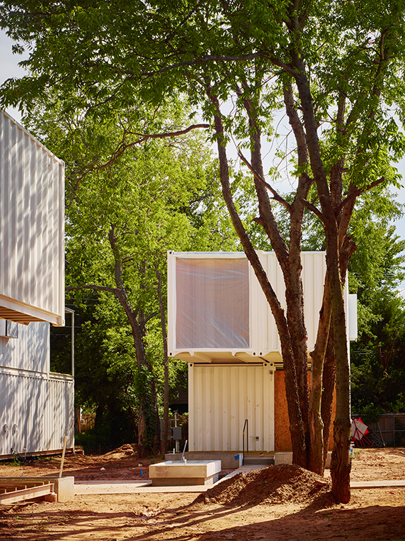 Award-Winning Shipping Container Homes, Oklahoma City 33
