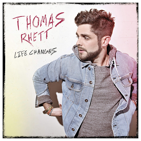 Thomas Rhett - Life Changes Cover