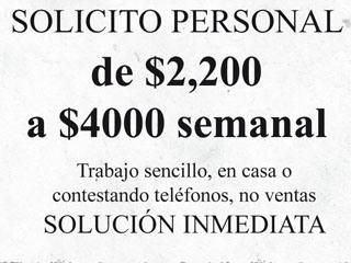 8510ca0580a La mecánica de estos empleos es la siguiente, te citan en una oficina (por  lo regular rentan en avenidas importantes, Reforma, Eje Central,  Insurgentes, ...