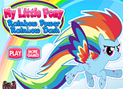 Rainbow Dash Rainbow Power Style