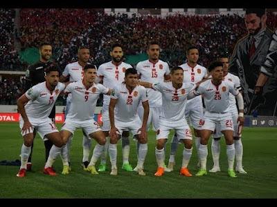 بث مباشر مباراة حسنية اكادير وسان بيدرو