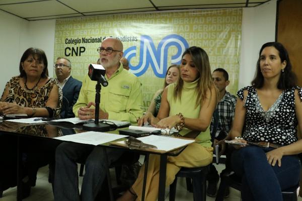 VENEZUELA: Comunicado del CNP a todos sus agremiados para 16N.