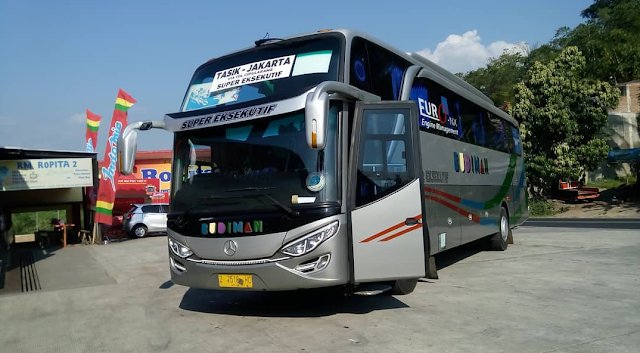 Bus Cikarang Tasikmalaya
