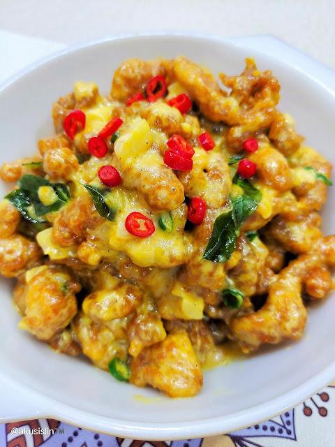Resepi Butter Chicken Cheese Mudah Dan Sedap
