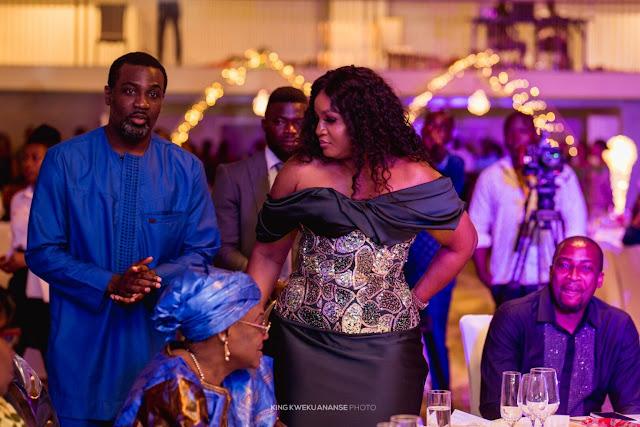 Omotola Ekeinde wins award in Togo