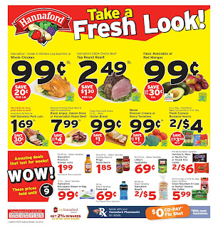 ⭐ Hannaford Flyer 10/20/19 ⭐ Hannaford Weekly Ad October 20 2019