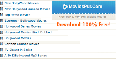Download latest bollywood and Hollywood movies free