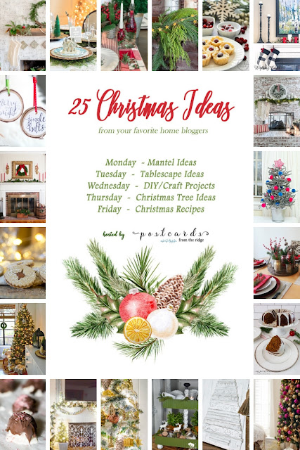 Christmas inspiration from home decor bloggers!