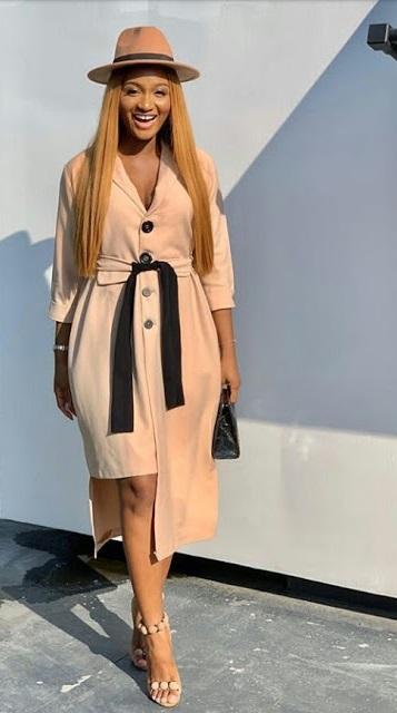 Ex Beauty Queen, Powede Awujo stuns in new photos