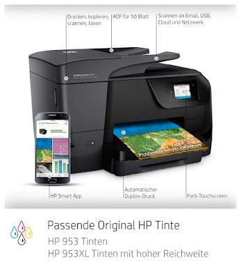 Treiber HP officejet pro 8710
