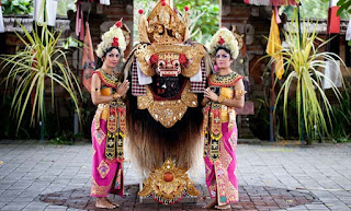 Barong Dance, The Famous Dance in Bali