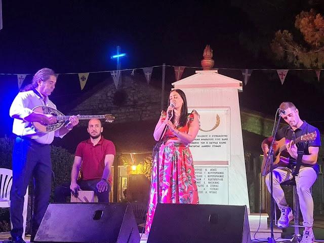 Μια όμορφη βραδιά διοργάνωσε η ΚΕΔΑΜ στο Λάλουκα